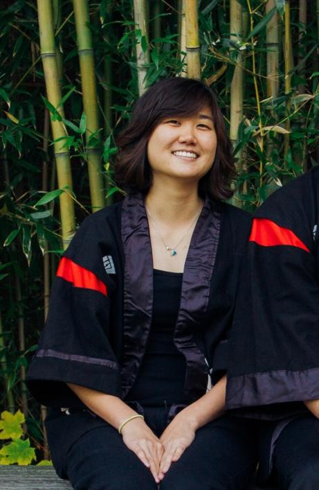 Julie Jang, Brown '16