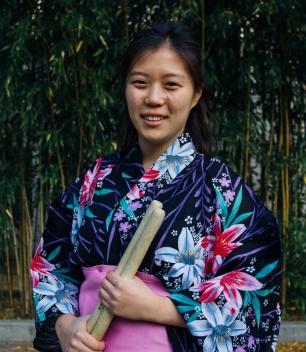 Priscilla Ahn, Brown/RISD '17