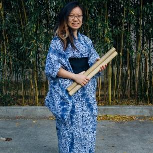 Yidan Zeng, Brown/RISD '17