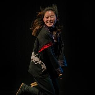 Caroline Shen, '18