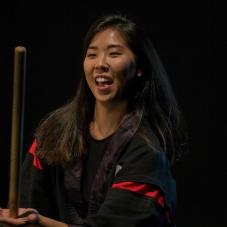 Diana Lin, '19