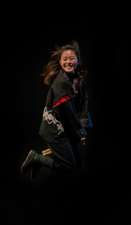 Caroline Shen '18